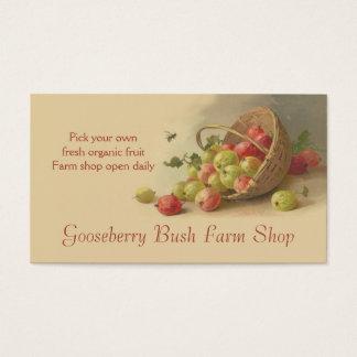 Gooseberries pears fruit sales