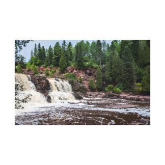 Gooseberry Falls Canvas Print