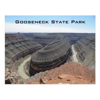 Gooseneck State Park Postcard