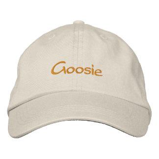 Goosie Embroidered Hat