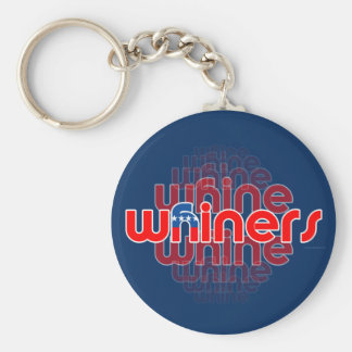 GOP Are Whine Whine Whiners Keychain