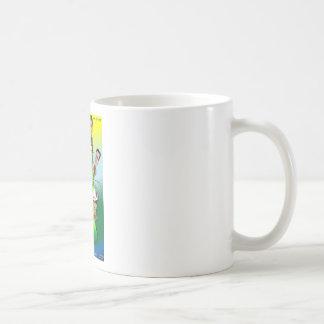 GOP Ascent of New Hampshire Basic White Mug