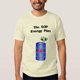 GOP Love For Oil Shirt