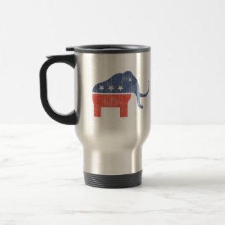 GOP Mammoth Logo Coffee Mug