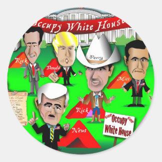 GOP Occupy White House Sticker