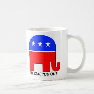 GOP on a mission Coffee Mug