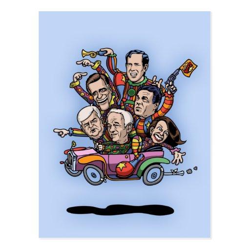 GOP Primary Car