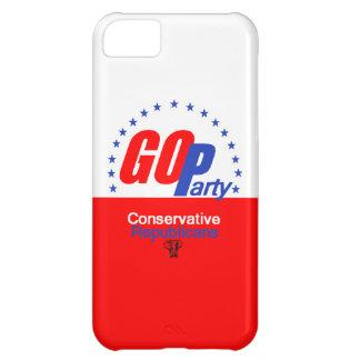 GOP REPUBLICAN iPhone 5C CASES