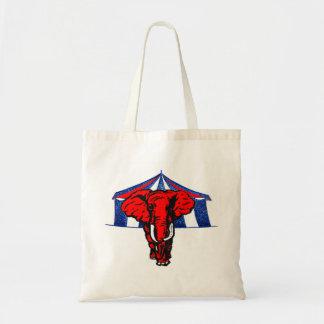 GOP Republican Elephant Bag