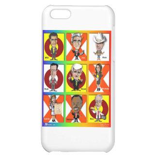 GOP Tic Tac Toe iPhone 5C Case