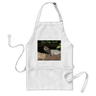 Gopher Tortoise Slow Cooker! Standard Apron