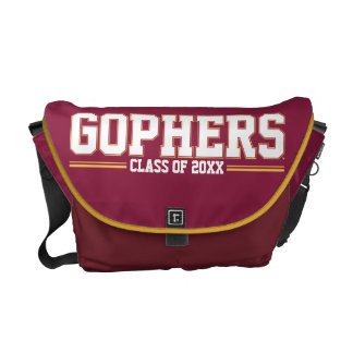 Gophers Class Year Courier Bags