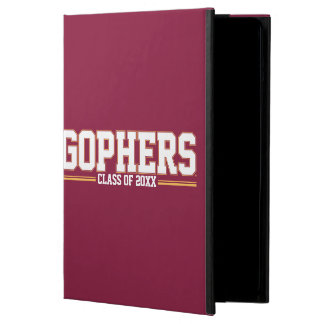 Gophers Class Year iPad Air Covers