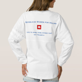 #GOPwithHER Spirit Jersey Shirt