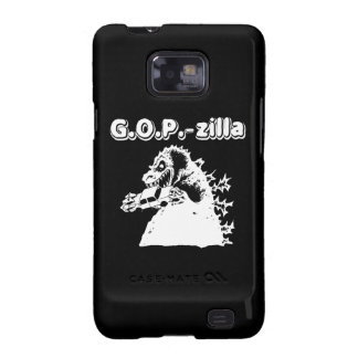 GOPZILLA.png Samsung Galaxy S2 Cover