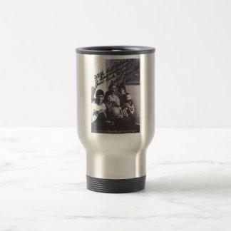 Gorbachev 026 stainless steel travel mug