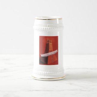 Gorbachev 184 18 oz beer stein