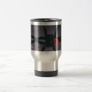 Gorbachev 188 15 oz stainless steel travel mug