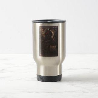 Gorbachev 193 stainless steel travel mug
