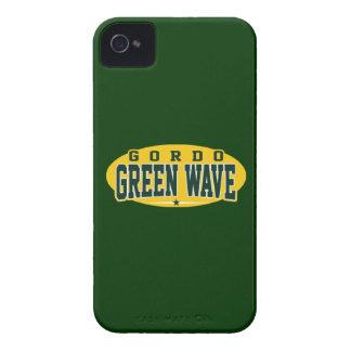 Gordo High School; Green Wave iPhone 4 Covers