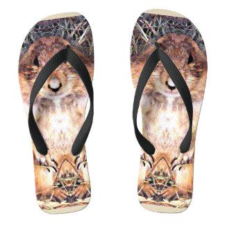 Gordo Unisex Flip Flops