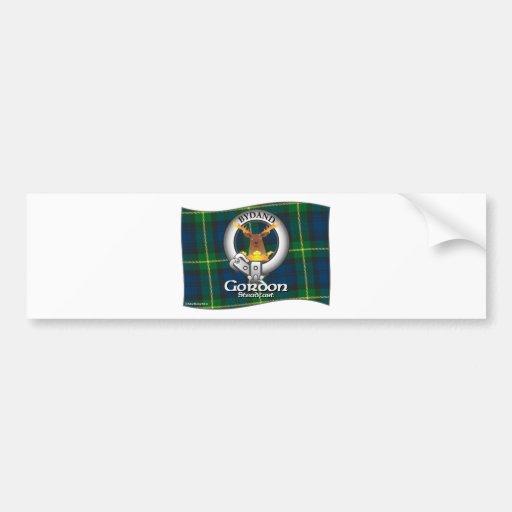 Gordon Clan Bumper Sticker