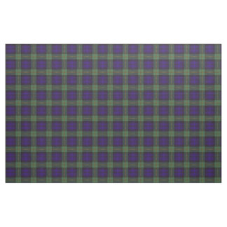 Gordon clan Plaid Scottish kilt tartan Fabric