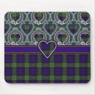 Gordon clan Plaid Scottish tartan Mouse Mat