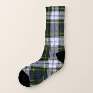 Gordon Dress Plaid Socks 1