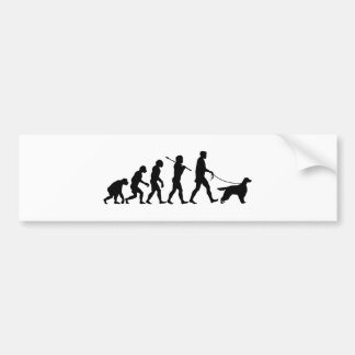 Gordon Setter Bumper Sticker