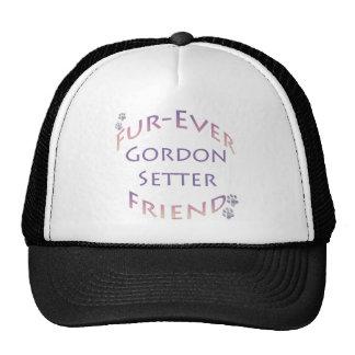Gordon Setter Furever Mesh Hat