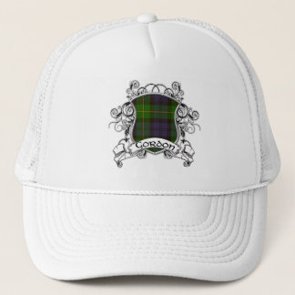 Gordon Tartan Shield Trucker Hat