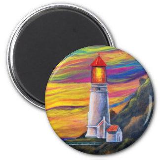 Gordon's Lighthouse Magnet