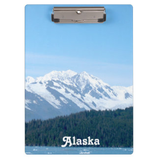 Gorgeous Alaska Clipboard