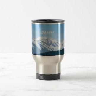 Gorgeous Alaska Stainless Steel Travel Mug