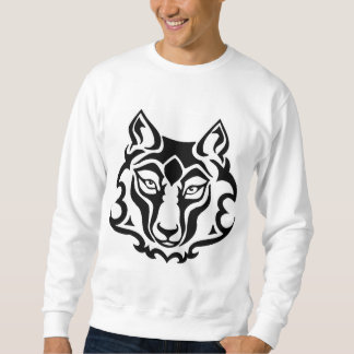Gorgeous and Wild Wolf Sweatshirt
