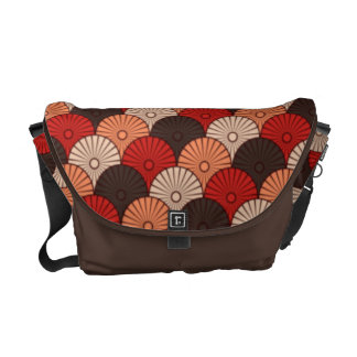 Gorgeous Asian Inspired Abstract Design Bag Commuter Bag