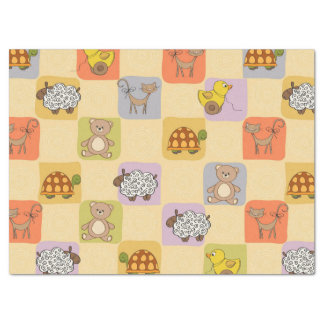 Gorgeous Baby Pattern Tissue Paper