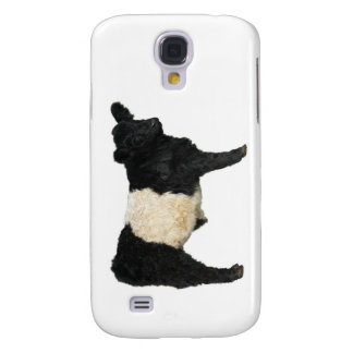 Gorgeous Belted Galloway Steer Cutout Galaxy S4 Case