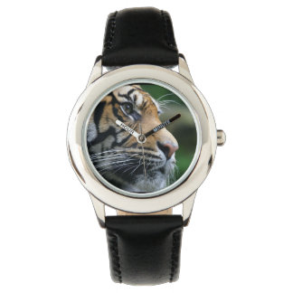Gorgeous Bengal Tiger Face Watch