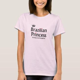 Gorgeous Brazilian princess tee shirt