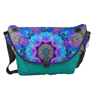 Gorgeous Bright Abstract Commuter Bag