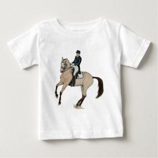 Gorgeous Buckskin Dressage Horse Art Tee Shirt