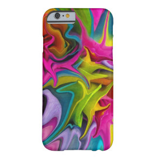 Gorgeous Colourful Bright Rainbow iPhone 6 Case