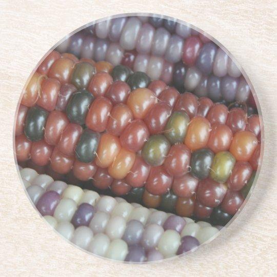 Gorgeous Colourful Corn on the Cob Coaster