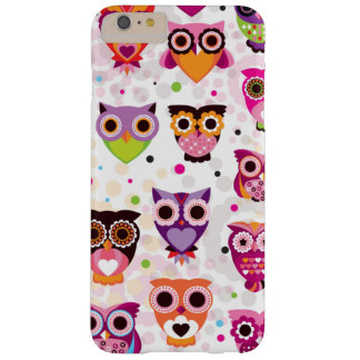 Gorgeous Custom Owl Barely There iPhone 6 Plus Case