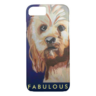 Gorgeous Dog Painting iPhone 8/7 Case