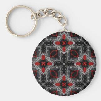 Gorgeous fantasy medieval kaleidoscope keychains