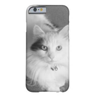 Gorgeous fluffy feline friend cat barely there iPhone 6 case