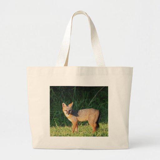 Gorgeous Fox Tote Bags